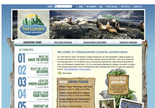 Terra Centric Coastal Adventures